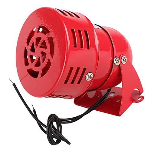 Sydien AC 110V 114dB Industrial Motor Alarm Bell Horn Sound Buzzer Siren