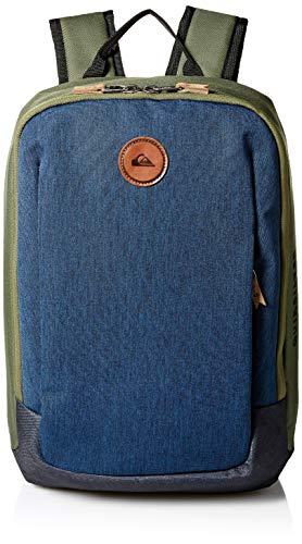 Quiksilver Men's Small Upshot Backpack, Medium Grey Heather, One Size