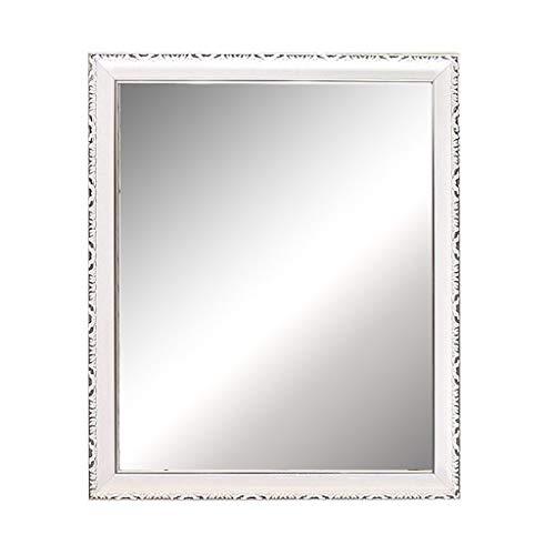 Kapperszaak mirror Badkamerspiegel, Fashion Home Hotel Bathroom Retro Rechthoekige High Frame Mirror Badkamer Wastafel Opknoping Decoration grote spiegel Kapsalon kapperszaak spiegel
