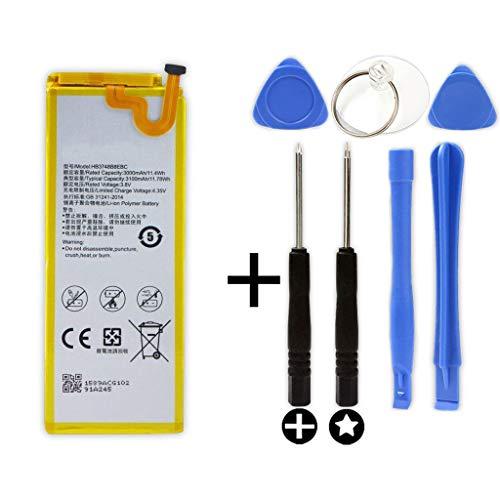 Bateria Huawei Ascend G7 / Huawei C199 con Herramientas/Tools | HB3748B8EBC