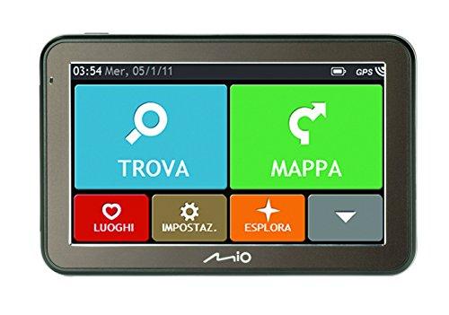 MIO Spirit 7500 WE navigatiesysteem (continentuitsparing)