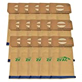 ZVac 15Pk Compatible Vacuum Bags Replacement for Electrolux Style U Vacuum Bags. Replaces Parts# 138, 138FP. Fits: All Upright Models Electrolux Discovery I, Discovery II, ProLux, Genesis