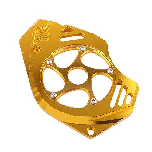 DXFFOK Caja DE Caja DE PESPAÑA Frente DE Motorycle Capa DE Caja DE Caja para Kawasaki ER6N ER6F 2006-2017 (Color : Gold)