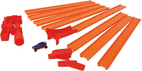 World's Smallest Hot Wheels Hot Strip Track Pack