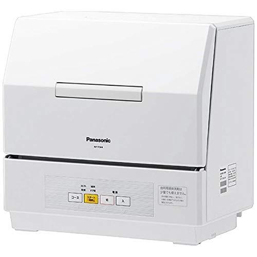 パナソニック 食器洗い乾燥機(ホワイト)【食洗機】【食器洗い機】 Panasonic プチ食洗 NP-TCM4-W