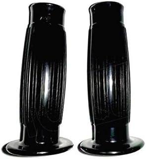 Griffgummi Paar DOMINO schwarz f/ür SIMSON Schwalbe KR 51//1K 50 3-Gang Fu/§ Komfort 1974-1980