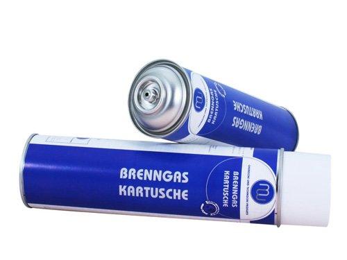 MW Brenngas-Gaskartusche 330g / 600ml