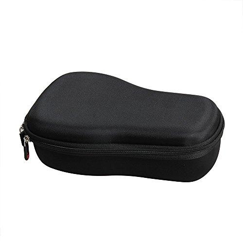 Für Dymo LabelManager 280 Etikettiergerät Kofferset Tragbares Beschriftungsgerät EVA Hard Tasche Schutz hülle Etui Tragetasche Beutel von Hermitshell