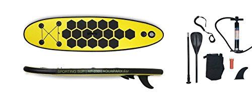 Aquaparx AP 232 SUP Board