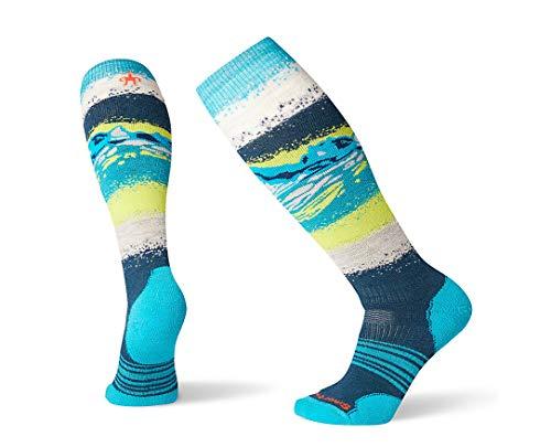 NWT Smartwool Men//Women Merino Wool PhD Downhill Racer Ski Socks 3 Colors