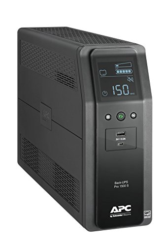 APC Sine Wave UPS Battery Backup & Surge Protector