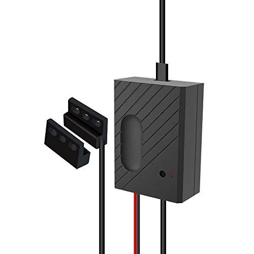 SODIAL WiFi Interruptor para Ewelink Controlador Puerta del Garaje para Coche Abridor De Puerta De Garage Control Remoto De Aplicación Control De Voz De Sincronización para Alexa