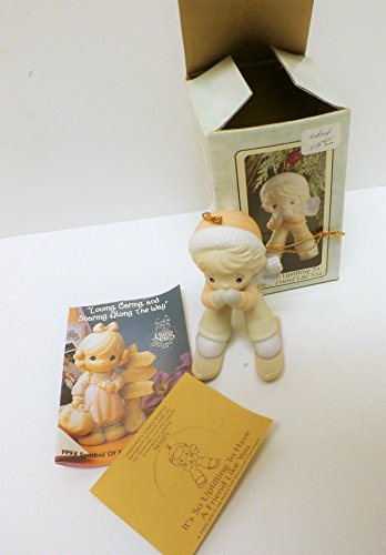 Precious Moments It's So Uplifting to Have a Friend Like You Ornament 528846