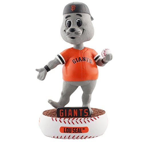 FOCO MLB San Francisco Giants Unisex Baller BOBBLEBALLER Bobble, Team Color, One Size