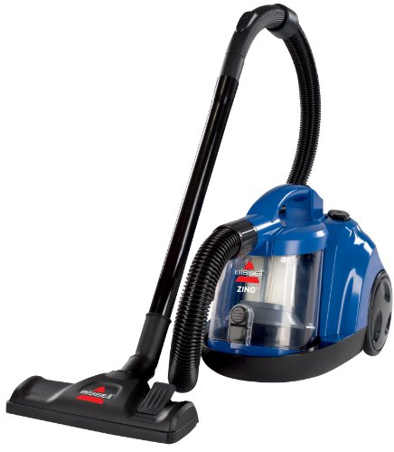 Bissell Zing Rewind Bagless Canister Vacuum,...