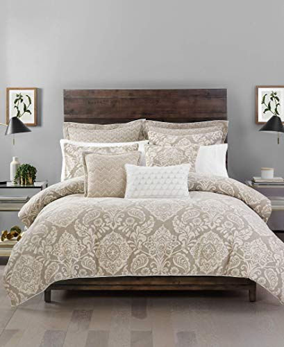 Croscill Grace Queen Comforter Set, Ivory