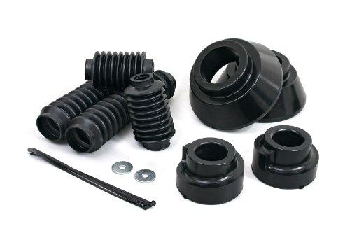 """Daystar, Jeep KJ Liberty 1.5"""" Lift Kit, fits 2002 to 2007 2/4WD, Gas/Diesel, all transmissions, KJ09123BK, Made in America,Black"""