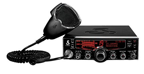 Cobra CB Radio with Dual Watch