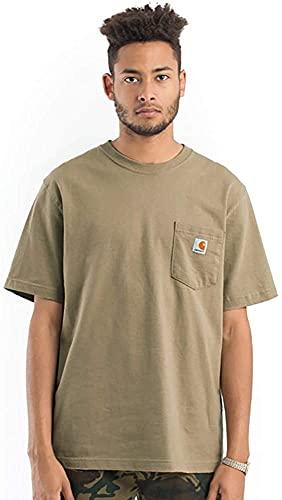 Carhartt Men's K87 Workwear Short S…