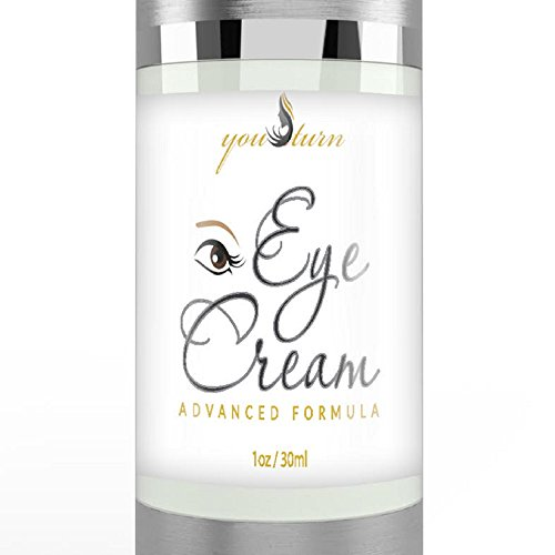 Eye Cream For Dark Circles and Puffiness and Under Eye Bags - Anti Aging Formula For Eye Cream - 30ml