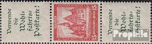 Prophila Collection alemán Imperio S97 1931 Emergencia de Socorro (Sellos para los coleccionistas)