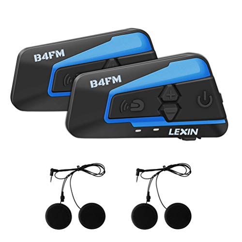 LEXIN Dispositivo Bluetooth Moto