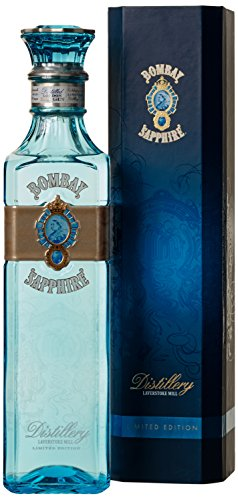 Bombay Sapphire Laverstoke Mill Limited Edition Decanter Gin (1 x 0.7 l)