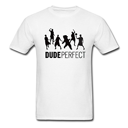 2016 Let's Basketball Dude Perfect Herren's Shirt X-Large