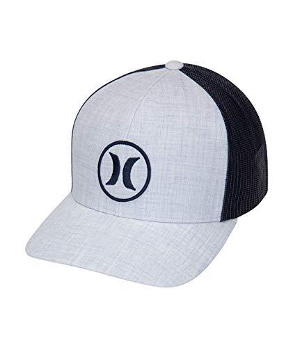Hurley M Oceanside Hat Gorras, Hombre, Topaz Mist, 1SIZE