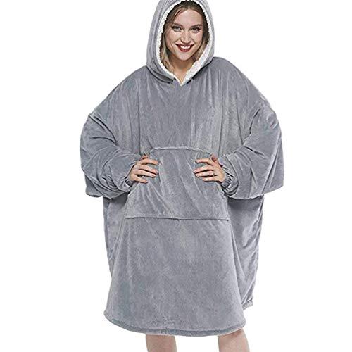 youlike oversized blanket hoodie super