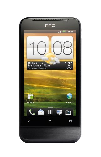 bester der welt HTC ONE V Smartphone (9,4 cm (3,7 Zoll) Touchscreen, 5-Megapixel-Kamera, Android-Betriebssystem) schwarz 2021