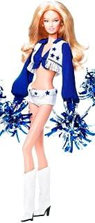 Barbie Dallas Cowboys Cheerleaders Collector Doll