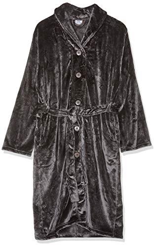 Blanca Hernández 41278 Conjuntos de Pijama, Gris (Gris Gris), X-Large (Tamaño del Fabricante:XL) para Mujer
