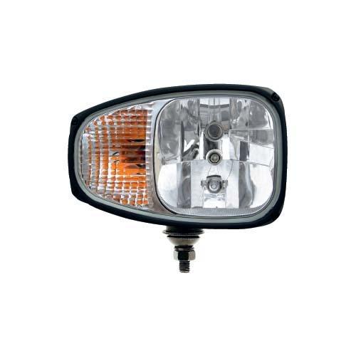 HELLA 1EE 996 174-211 Halogen-Kombinationshauptscheinwerfer Combi 220, Anbau horizontal, links, mit 12 V Glühlampen