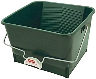 Wooster Brush 8616 4-Gallon Bucket, Pack of 1, Green