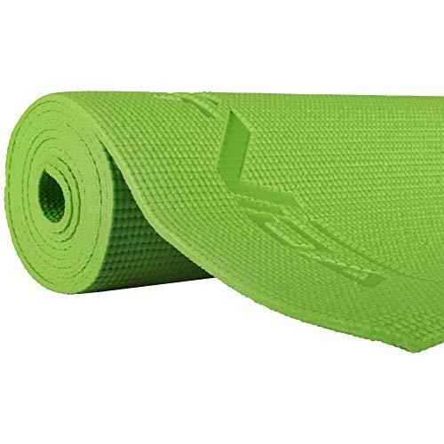 Sport vida–Esterilla de yoga, pilates, fitness ejercicio 173x 61x 0,4cm SV de hk0050