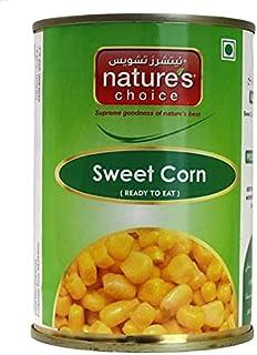 Natures Choice Sweet Corn, 400 Gm