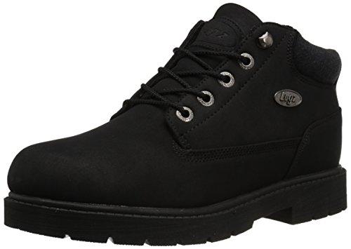 Lugz womens Drifter Lx Fashion Boot, Black Durabrush, 7.5 US