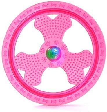 Wandrola Tucson Mall Flying Disc Dog Sport sold out Toy Lights Flashing with LED Lig