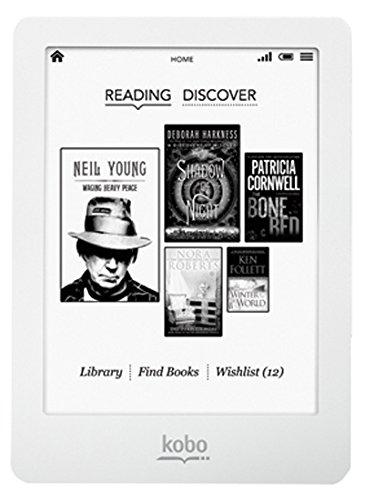 Kobo Glo - Lector eBooks 6