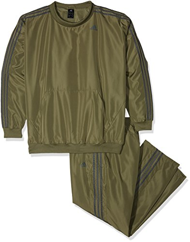adidas Herren Trainingsanzug Young, Olive Cargo/Utility Ivy, 8