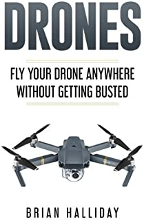 Drones: Fly Your Drone anywhere Without Getting Busted: 4