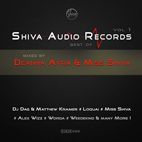 Best of Shiva Audio Records (Mixed by Deanna Avra & Miss Shiva)