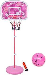 SONGYU-Panier Basket Survoler Image for Zoomer Basketball Basketball avec Stand Frame Ball Enfants, Fer Prise De Vue Systè...