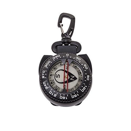 Trident Retractor Compass with Gate snap