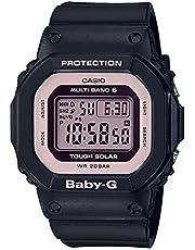 [カシオ] 腕時計 ベビージー 電波ソーラー 2021年モデル BGD-5000U-1BJF レディース ブラック