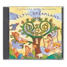 Putumayo Celtic Dreamland CD