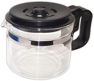 Amazon.es: jarra de cristal cafetera moulinex: Hogar y cocina