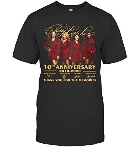 Morgani120820a601 PA Shirt Gr. S, Pretty Little Liars 10th Anniversary 2010 2020 Sig