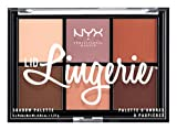 NYX PROFESSIONAL MAKEUP Lid Lingerie Shadow Palette, Eyeshadow Palette